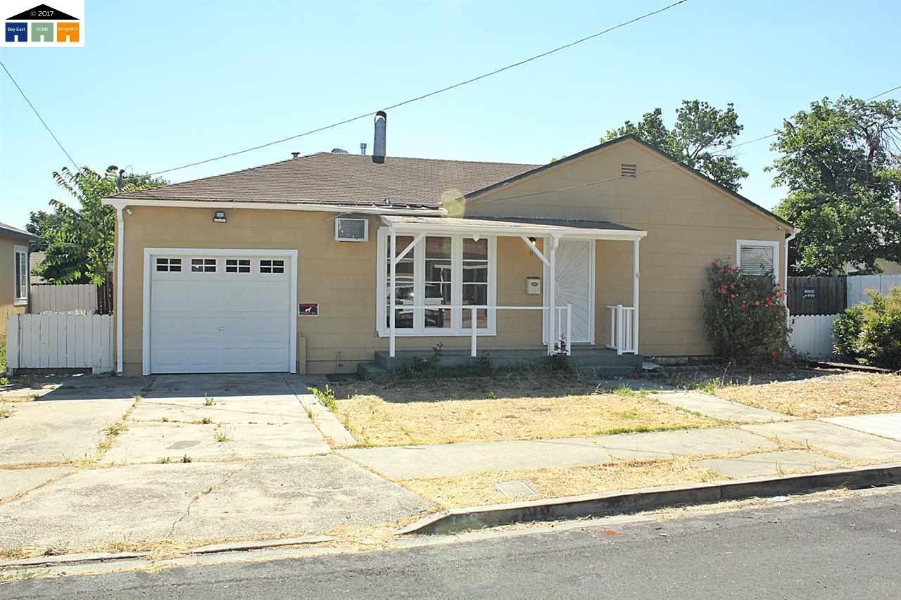 1951 Birch Ave, ANTIOCH, CA 94509