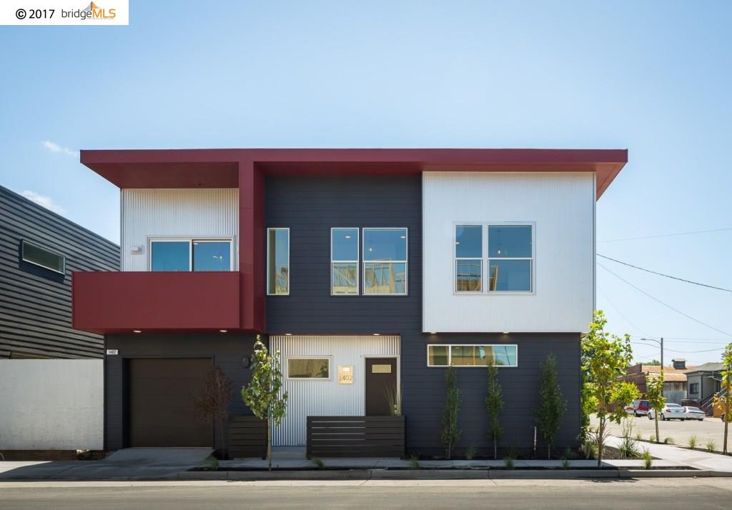 1402 Wood, OAKLAND, CA 94607