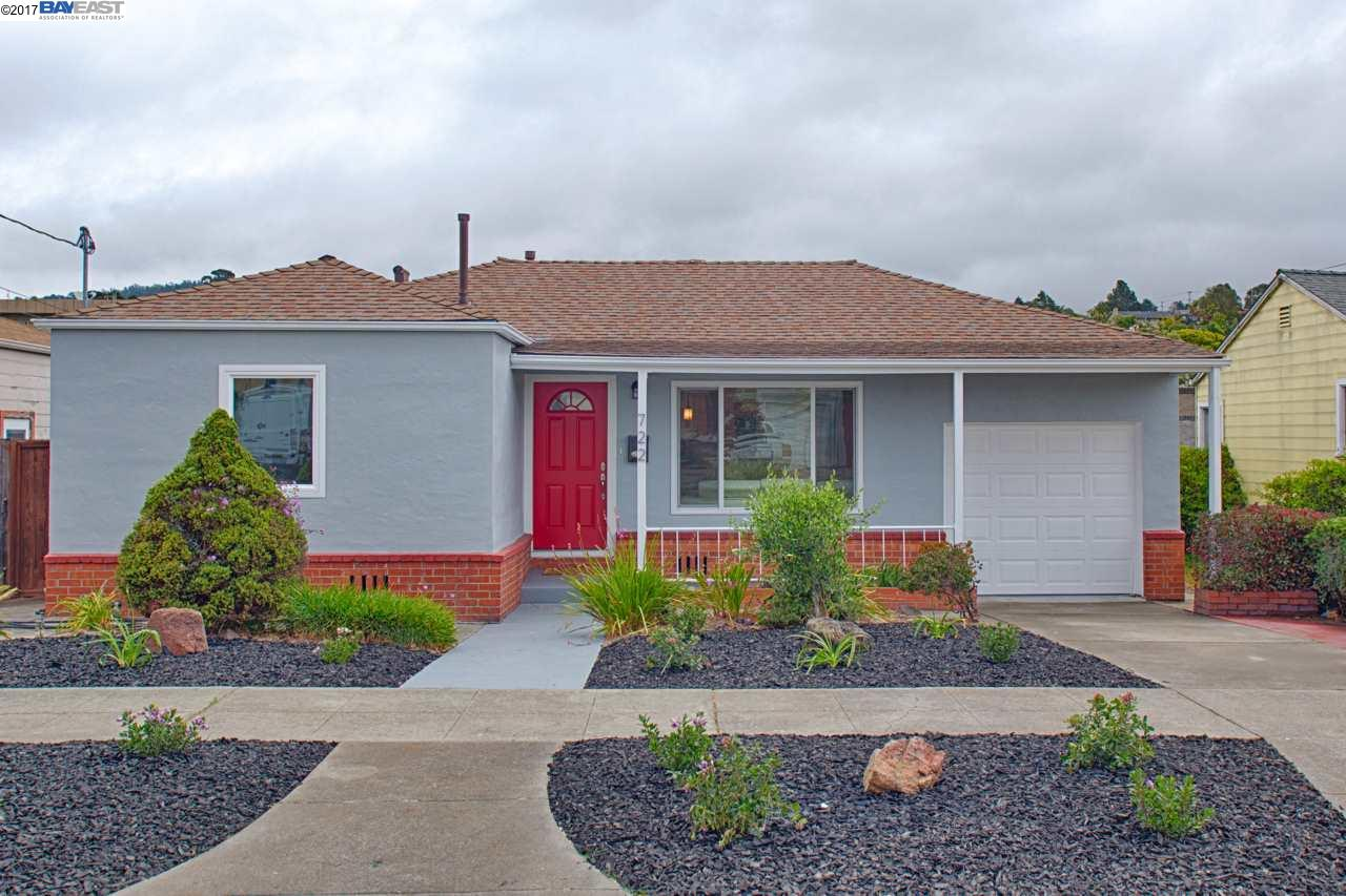 Additional photo for property listing at 722 Ventura Street  Richmond, California 94805 United States