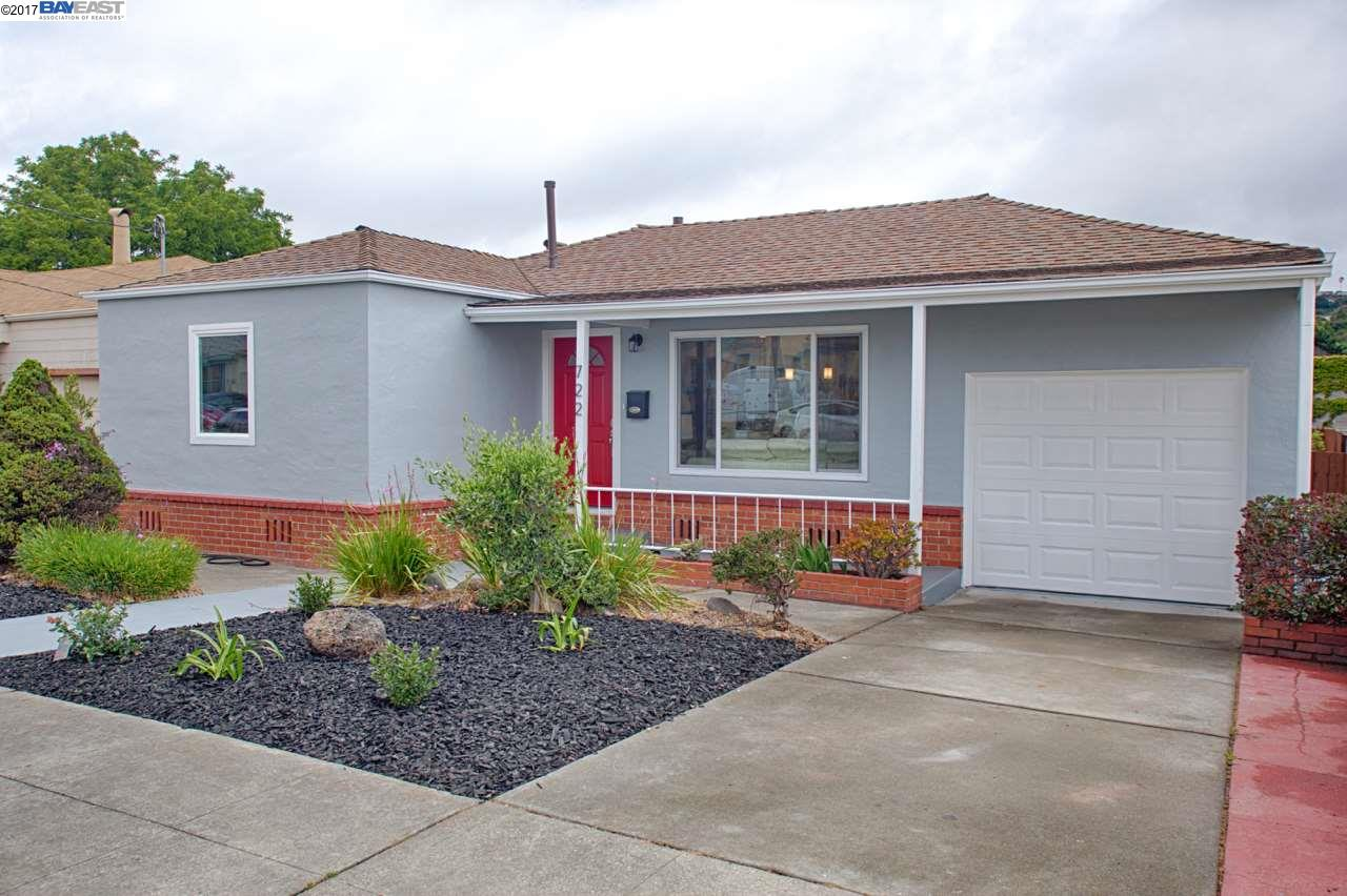 Additional photo for property listing at 722 Ventura Street  Richmond, California 94805 Estados Unidos