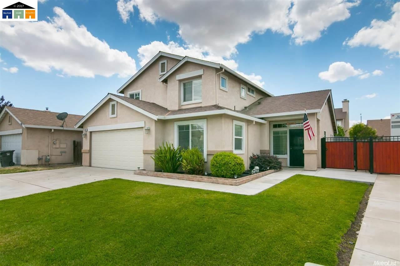 Single Family Home for Sale at 13643 Havenwood Street Lathrop, California 95330 United States