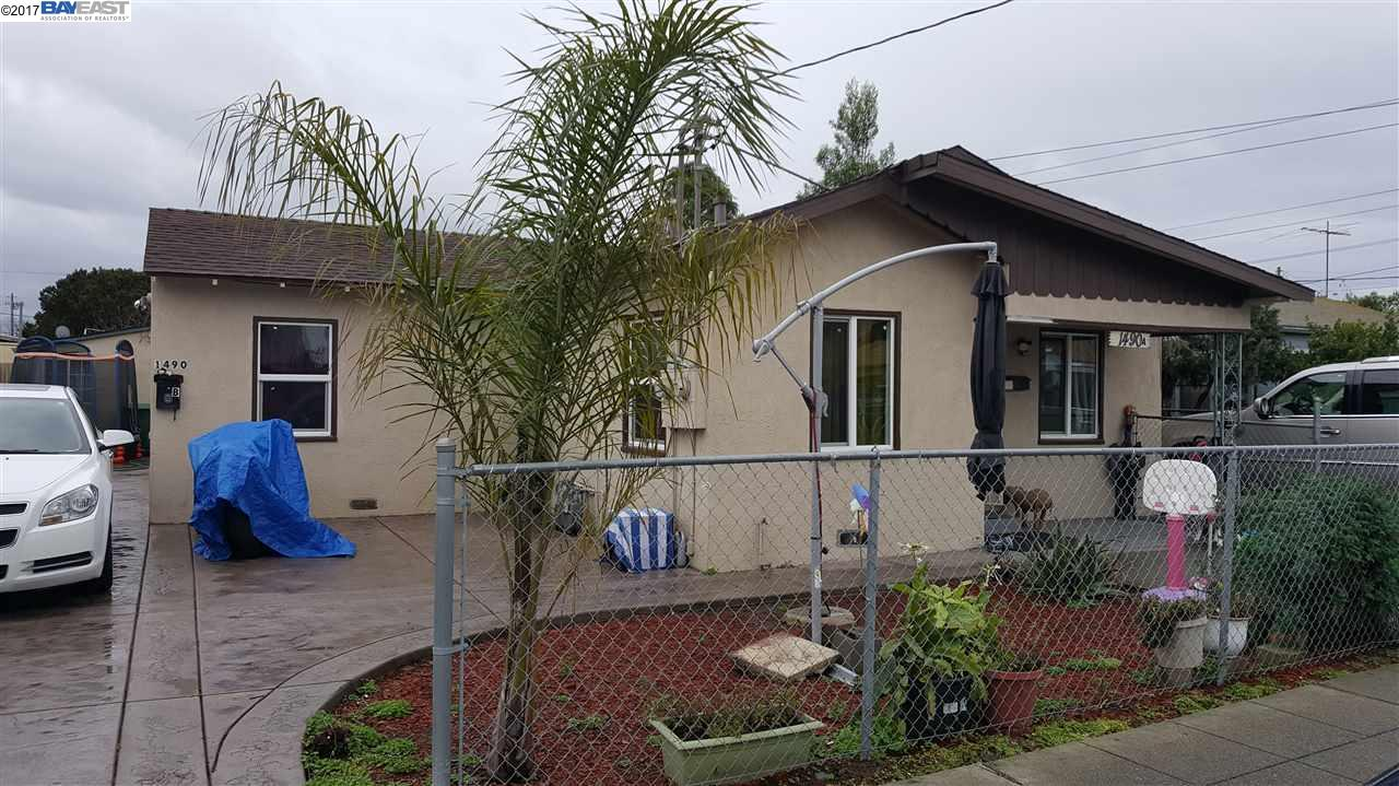 1490 159Th Ave, SAN LEANDRO, CA 94578