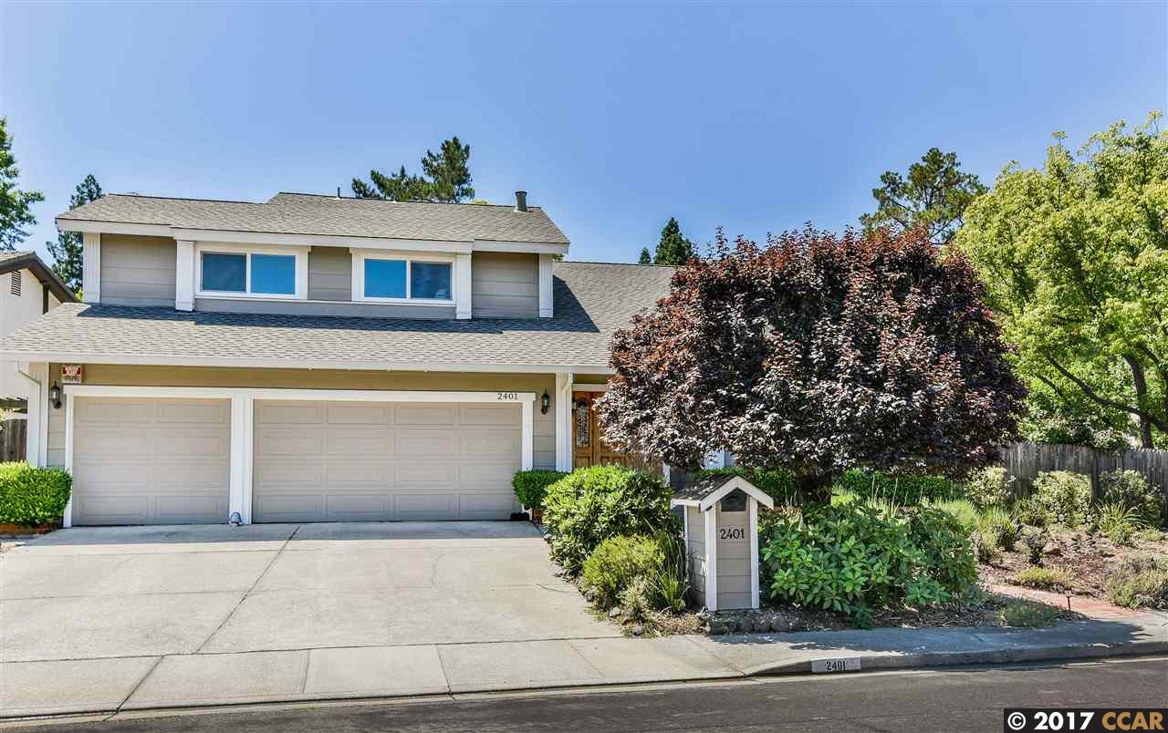 2401 Exbourne Ct, WALNUT CREEK, CA 94596