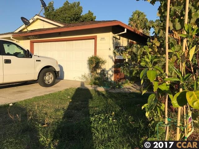 Maison unifamiliale pour l à louer à 2103 Banyan Way Antioch, Californie 94509 États-Unis