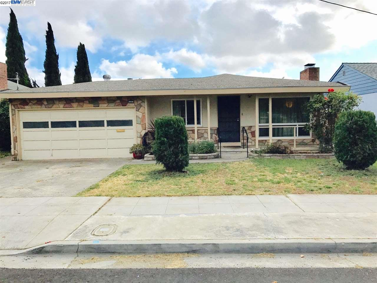 26039 Whitman St, HAYWARD, CA 94544