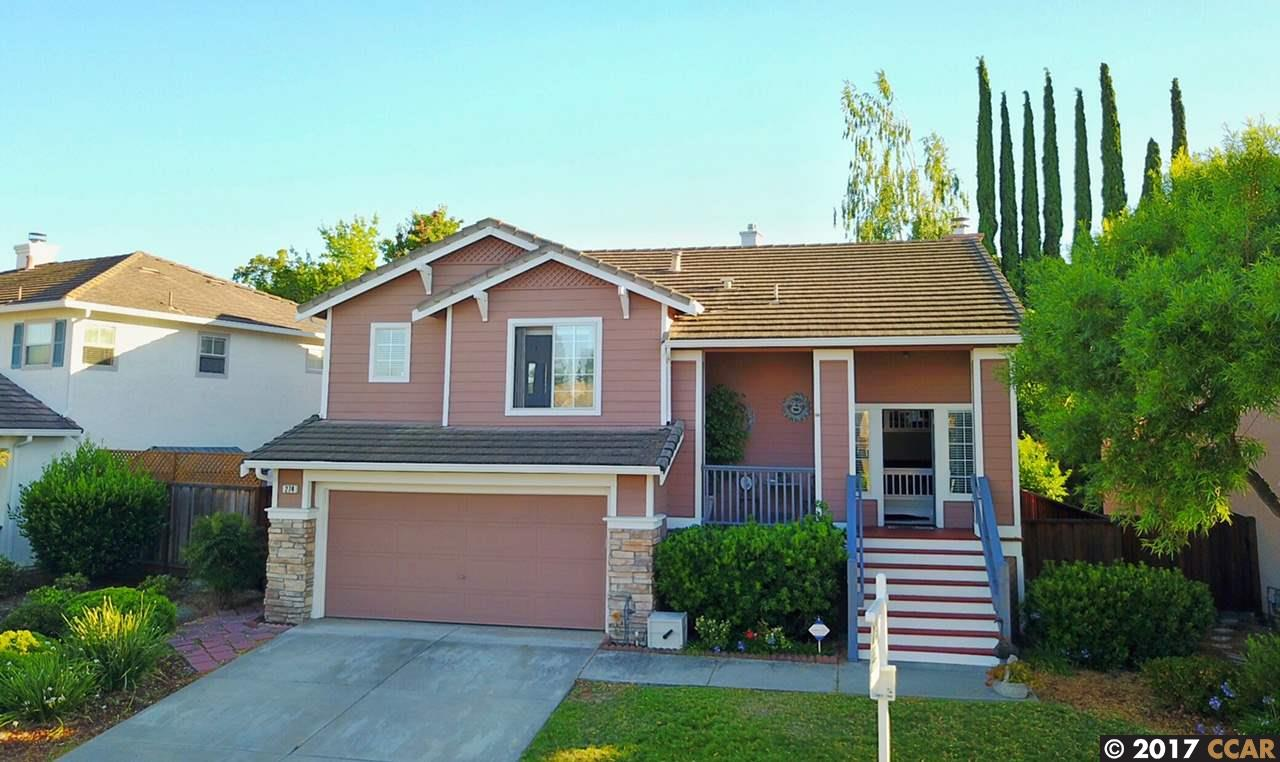 274 Oakwood Circle, MARTINEZ, CA 94553