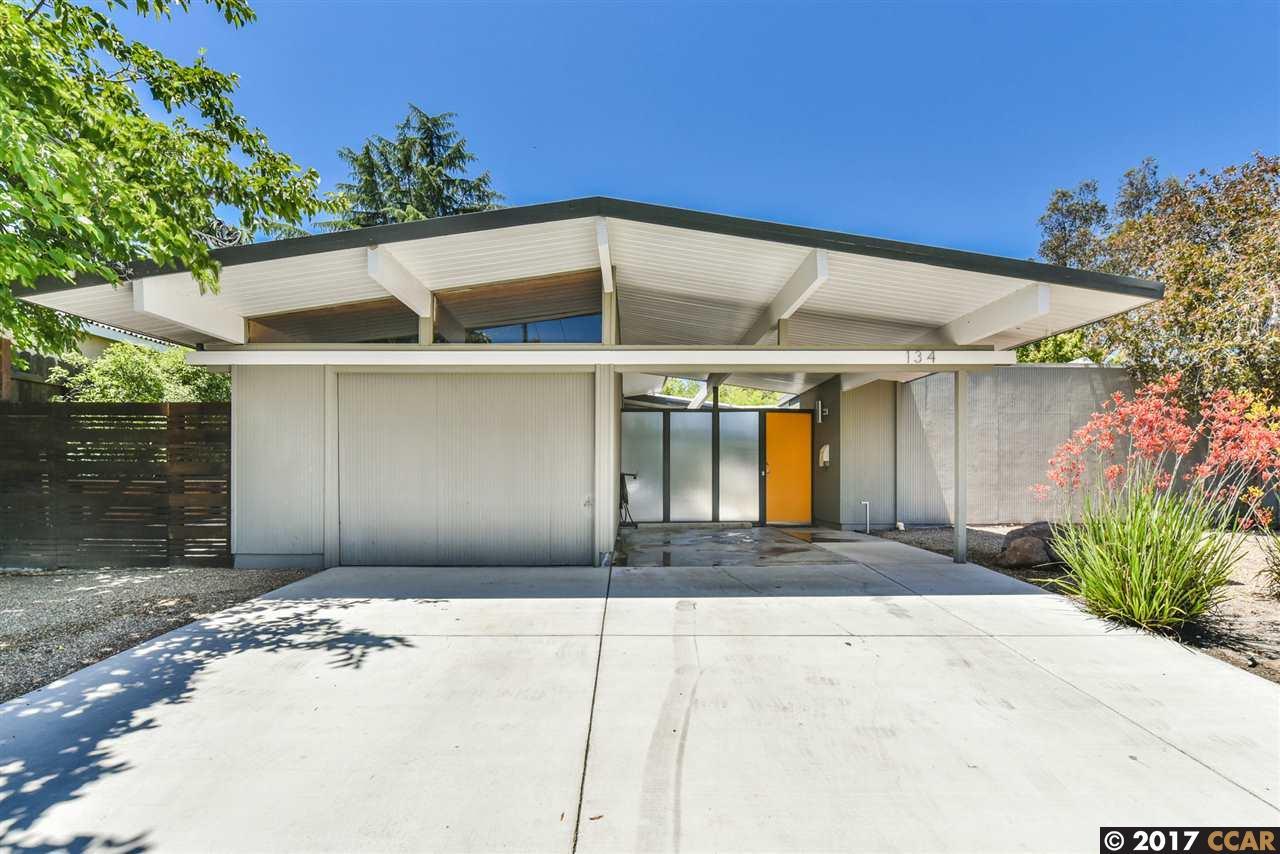 134 Los Altos Ave, WALNUT CREEK, CA 94598