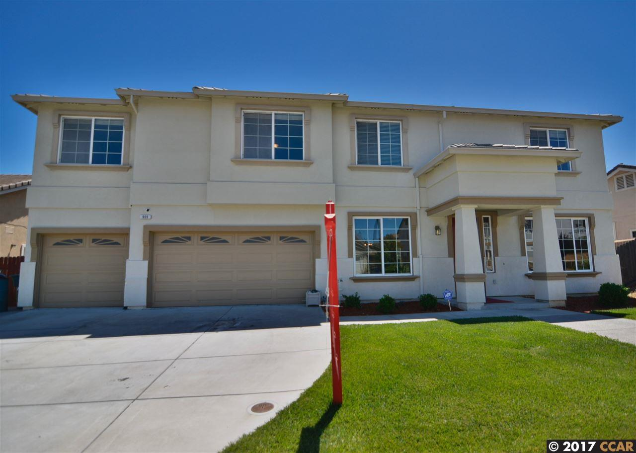 909 Promenade Drive, PITTSBURG, CA 94565