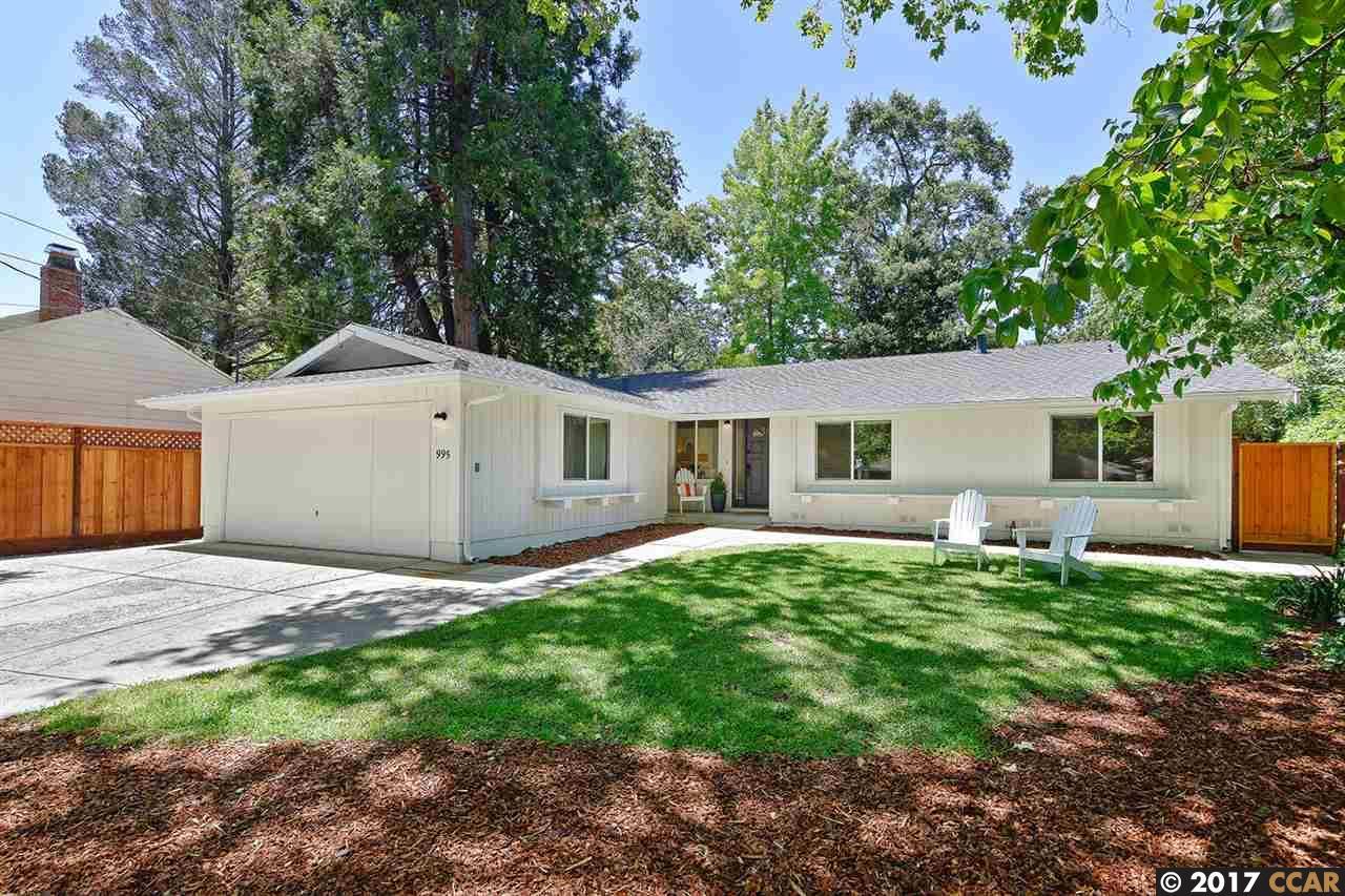 995 Victoria Court, LAFAYETTE, CA 94549