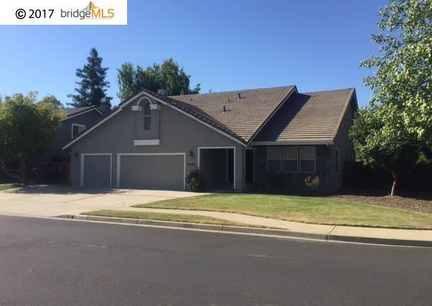 Einfamilienhaus für Mieten beim 5480 Goldenrod Drive Livermore, Kalifornien 94551 Vereinigte Staaten