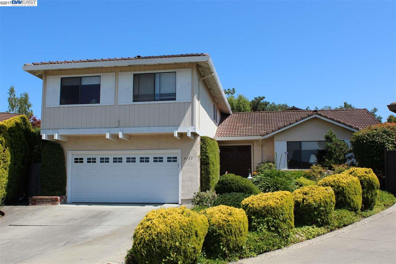 Single Family Home for Sale at 4133 E Arcadian Drive Castro Valley, California 94546 United States