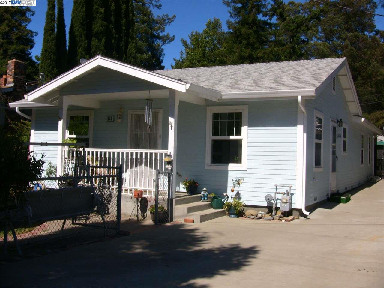 945 Old Canyon Rd, FREMONT, CA 94536