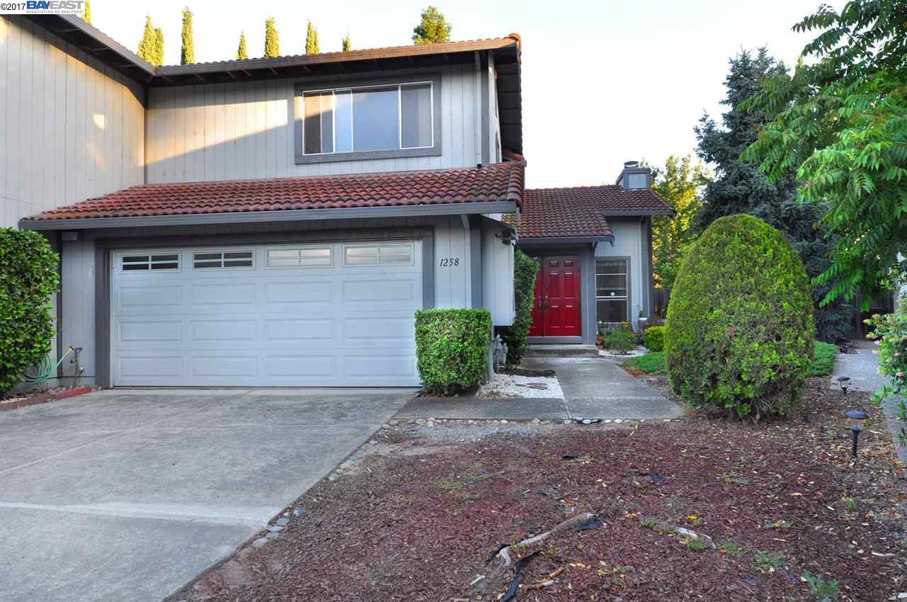 1258 Sheppard Ct, WALNUT CREEK, CA 94598
