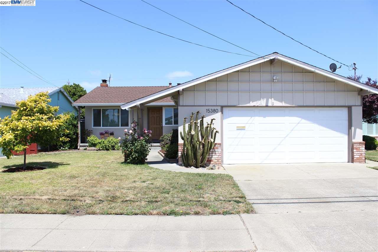 15380 Mendocino St, SAN LEANDRO, CA 94579