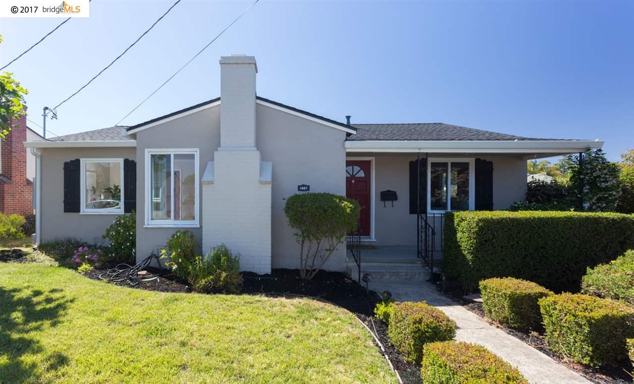 一戸建て のために 売買 アット 1697 140Th Avenue San Leandro, カリフォルニア 94578 アメリカ合衆国