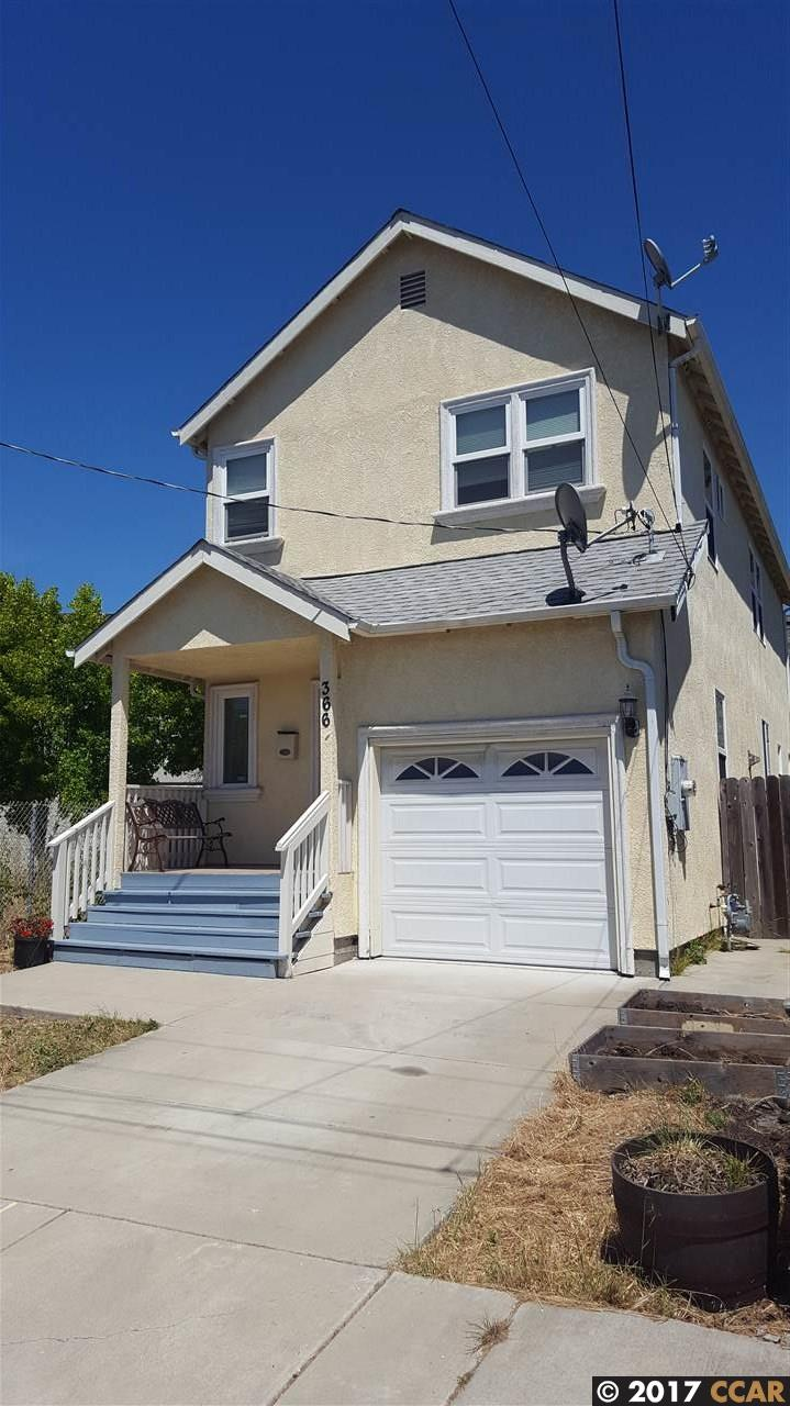 366 S 50TH ST, RICHMOND, CA 94804