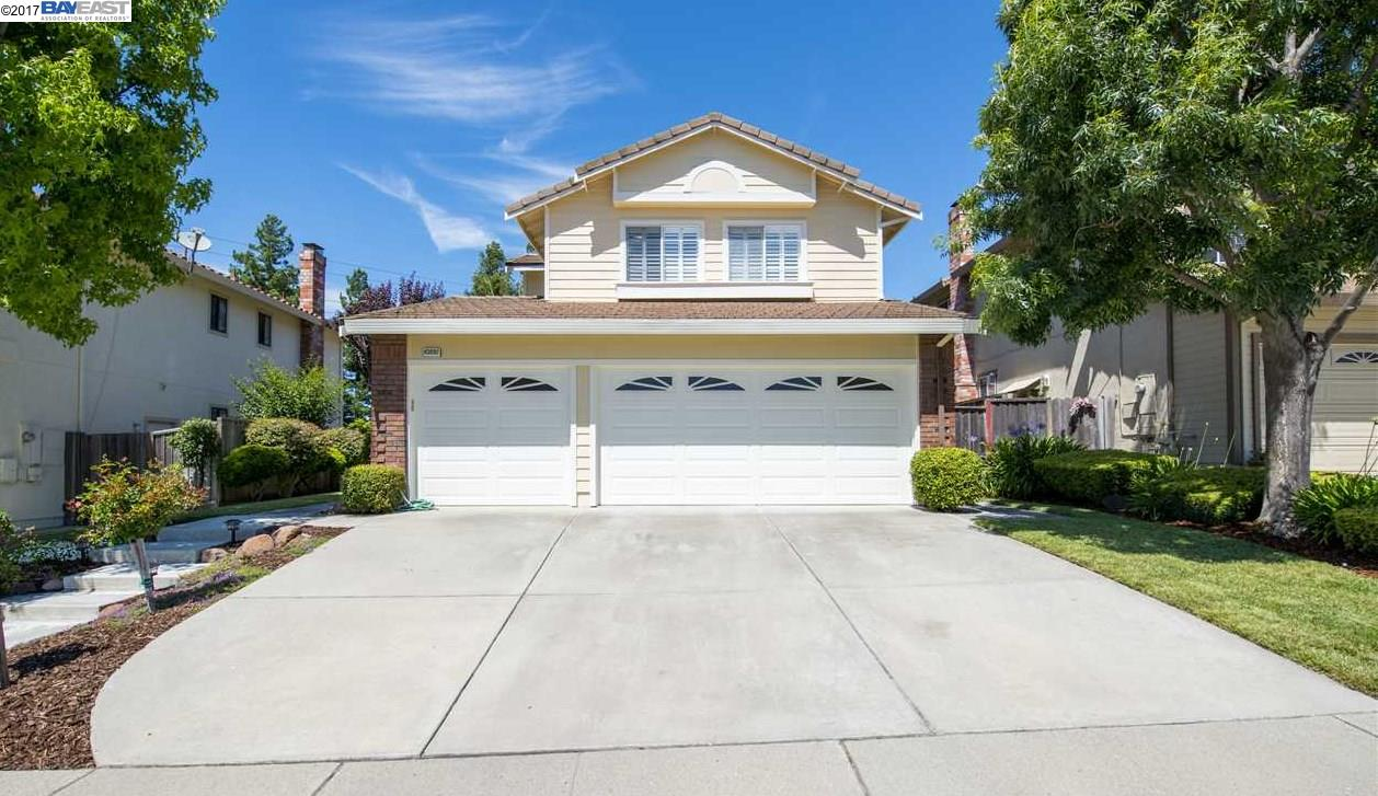 43892 N Moray Street, FREMONT, CA 94539