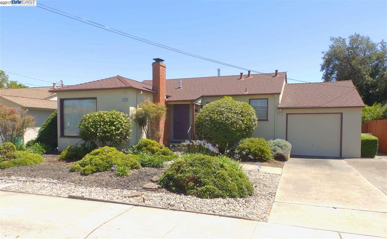 1376 Advent Ave, SAN LEANDRO, CA 94579
