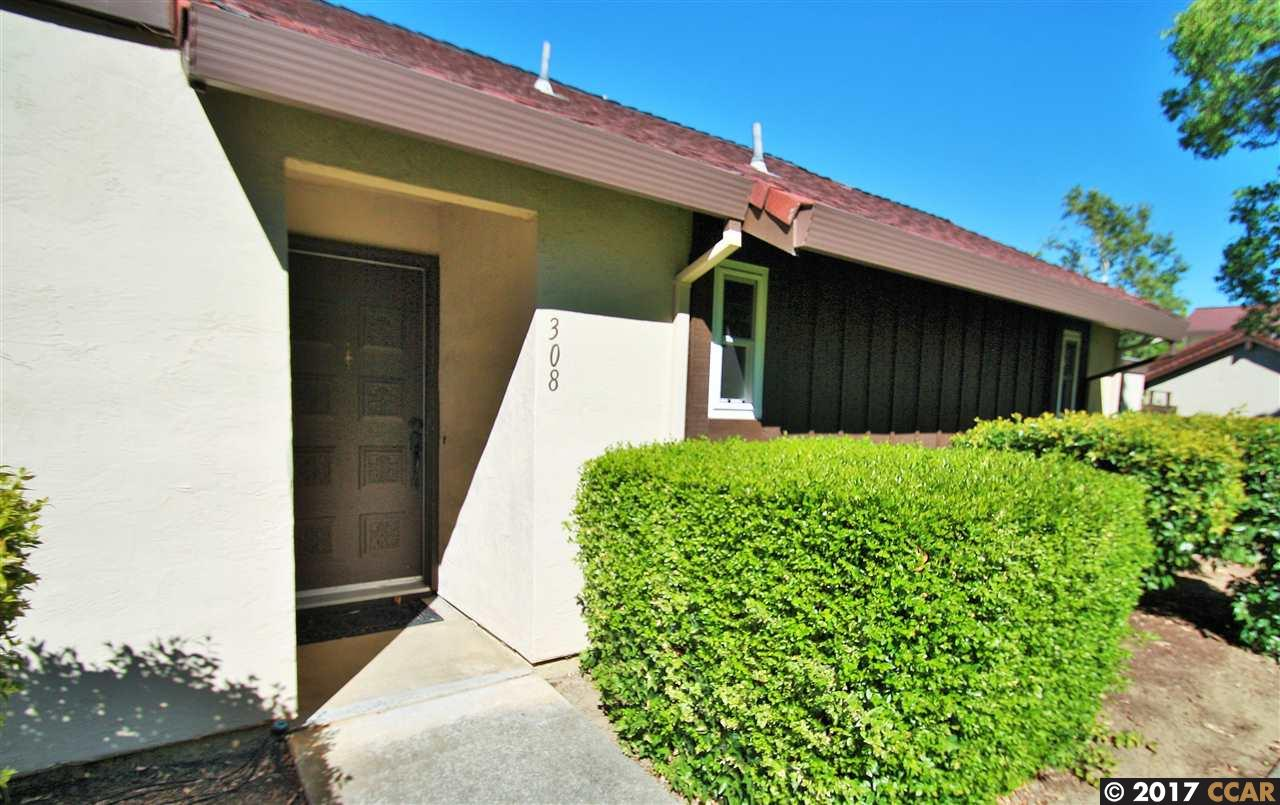 Townhouse for Sale at 308 Creekview Court Vacaville, California 95688 United States