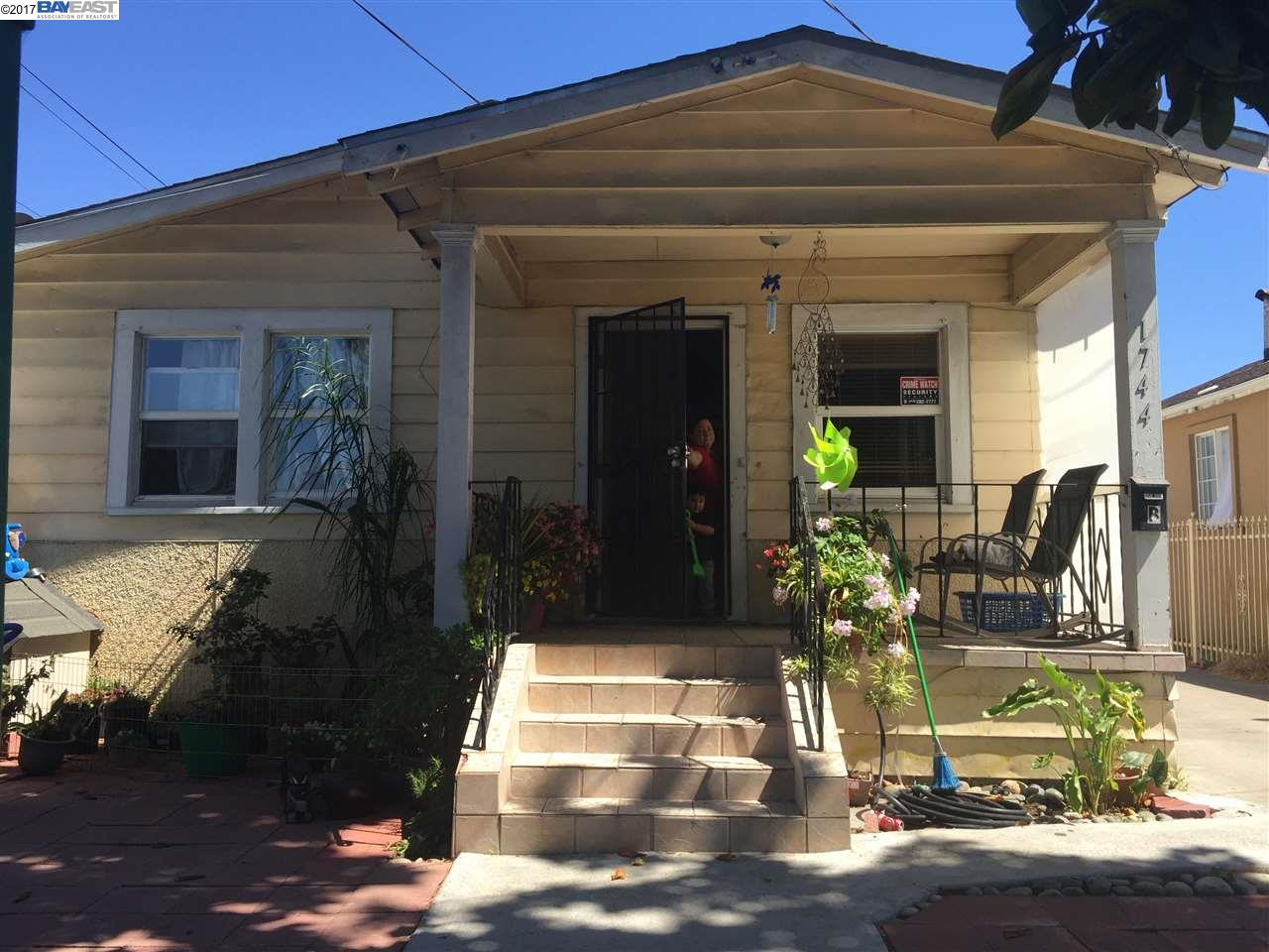 1744 85TH AVE, OAKLAND, CA 94621