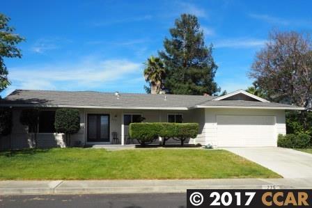 775 Berkshire Pl., CONCORD, CA 94518