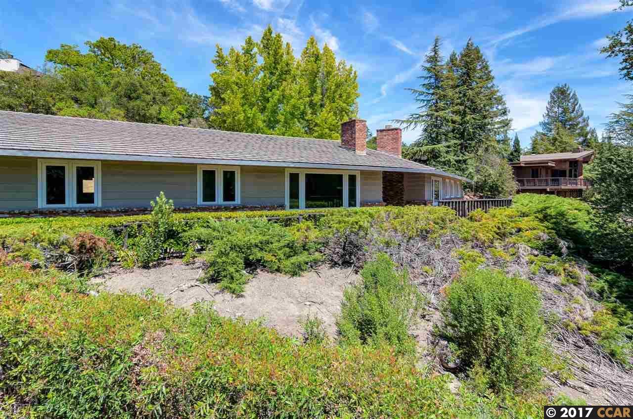 واحد منزل الأسرة للـ Rent في 38 Coachwood Terrace Orinda, California 94563 United States