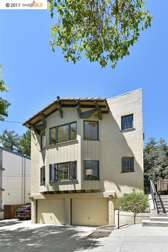 2461 Hilgard Ave., BERKELEY, CA 94709