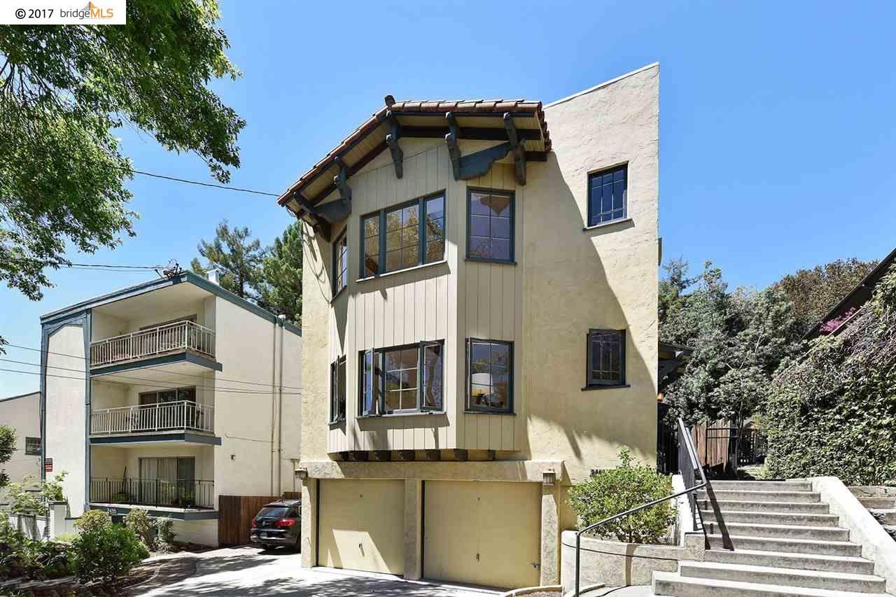 2463 Hilgard Ave., BERKELEY, CA 94709