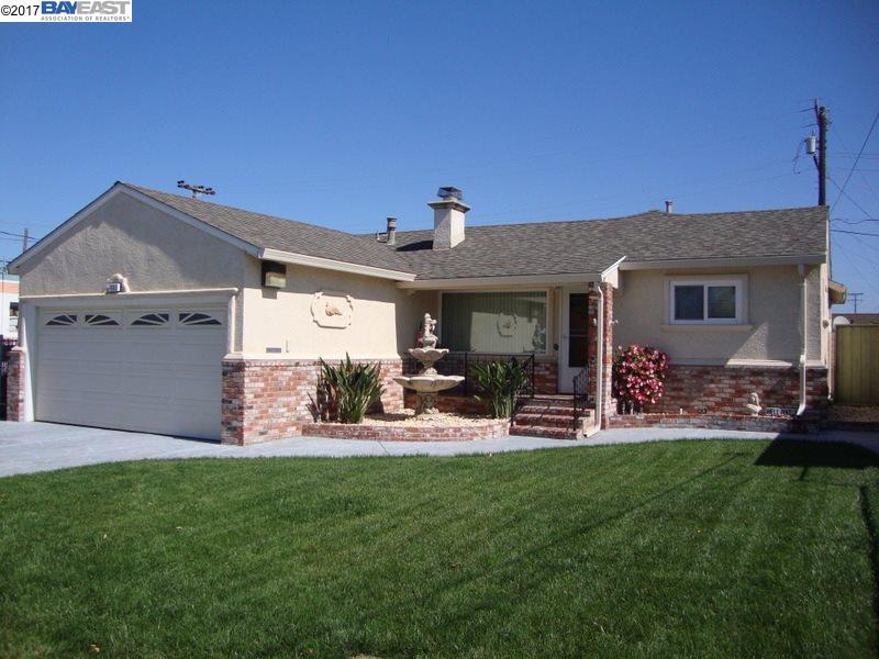 405 Lloyd Ave, SAN LEANDRO, CA 94578