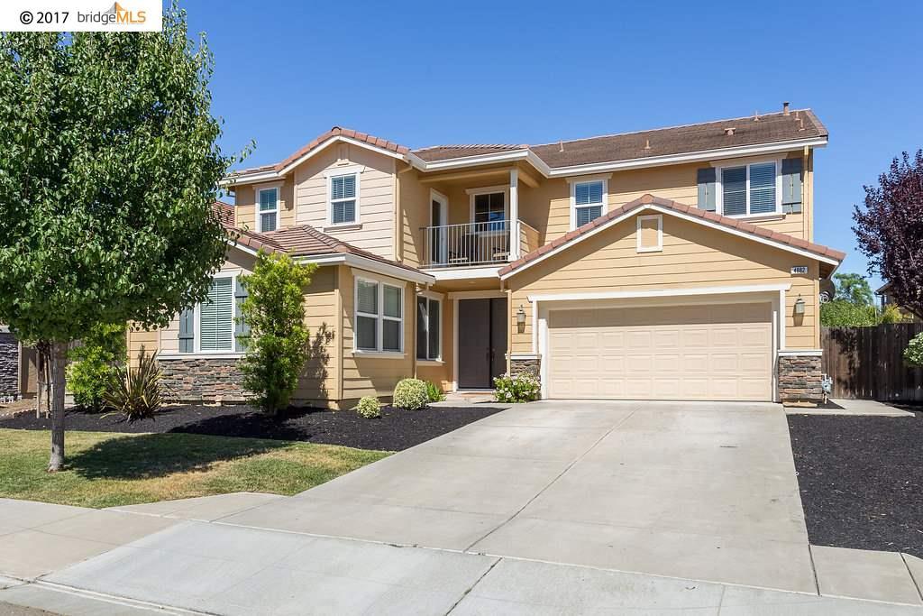 4882 Snowy Egret Way, OAKLEY, CA 94561