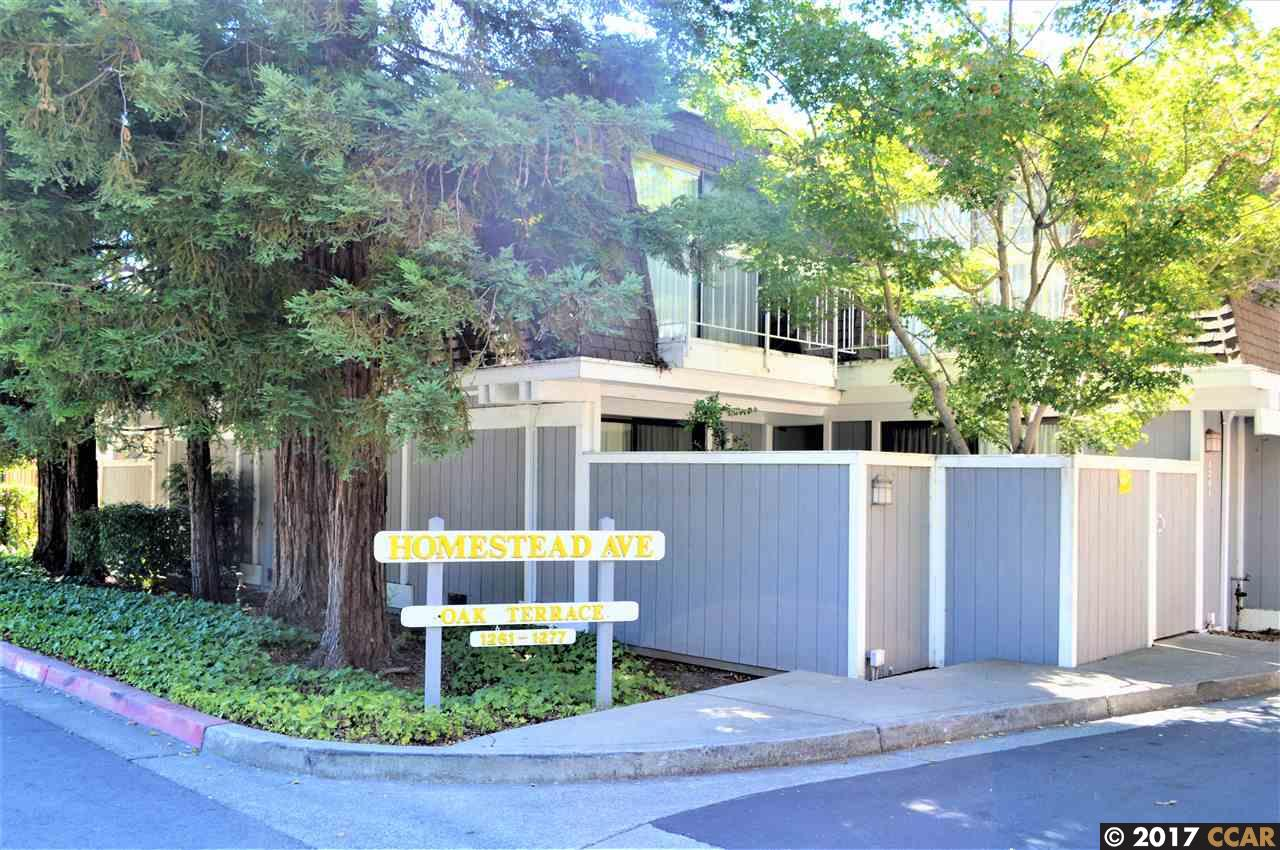 1267 Homestead Ave, WALNUT CREEK, CA 94598
