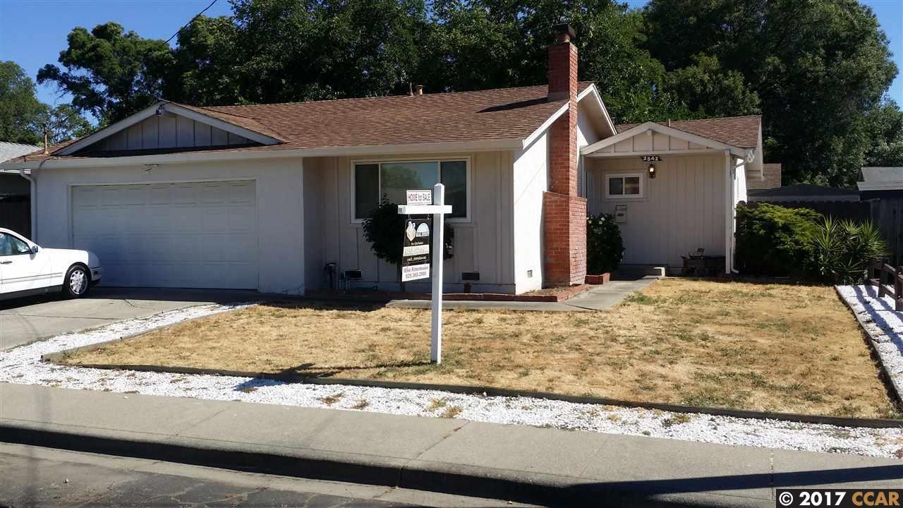2542 Prestwick Avenue, CONCORD, CA 94519