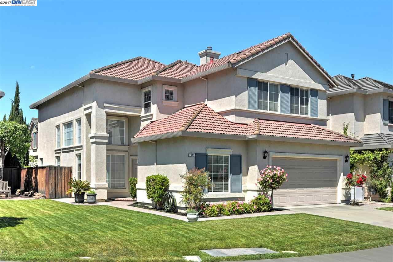 Single Family Home for Sale at 2625 Rasmussen Court Pleasanton, California 94588 United States