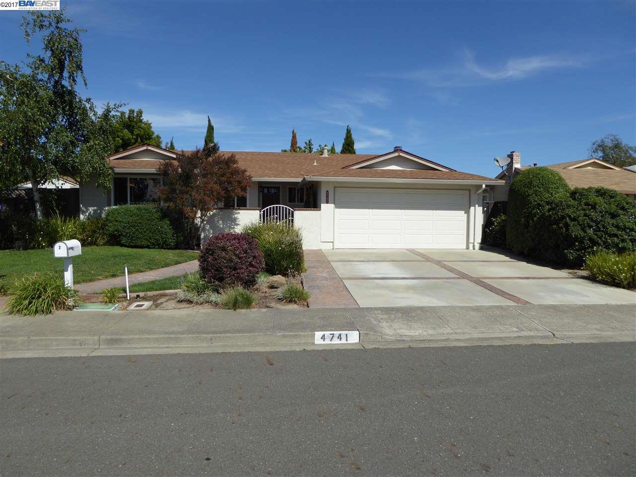 4741 Michelle Way, UNION CITY, CA 94587