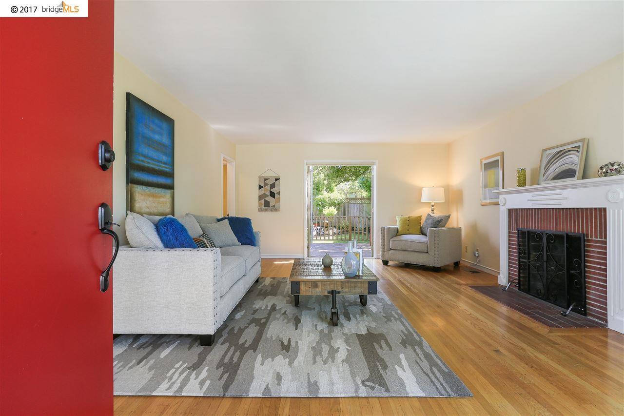 Single Family Home for Sale at 257 Colgate Avenue Kensington, California 94708 United States
