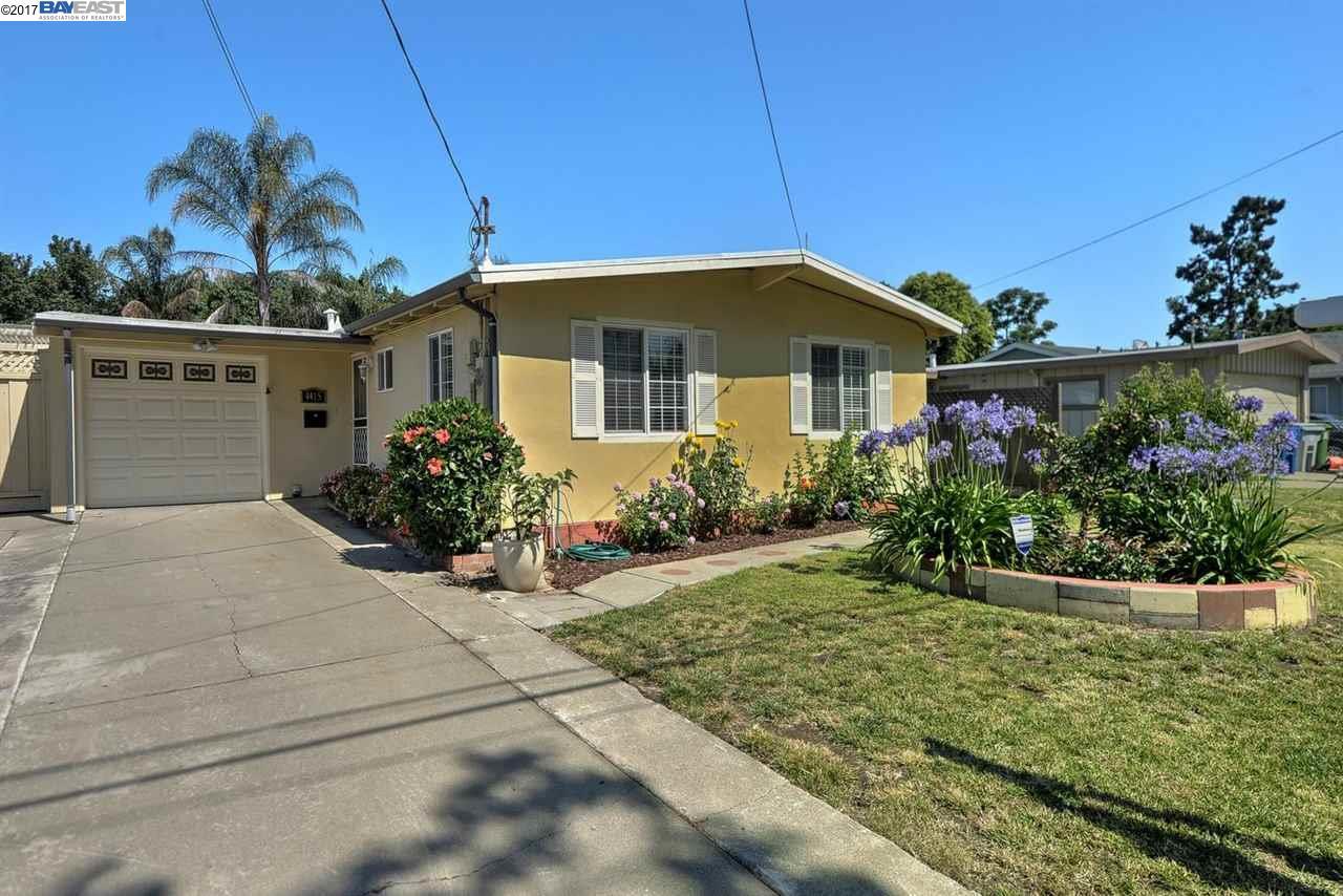 4415 Gina Street, FREMONT, CA 94538