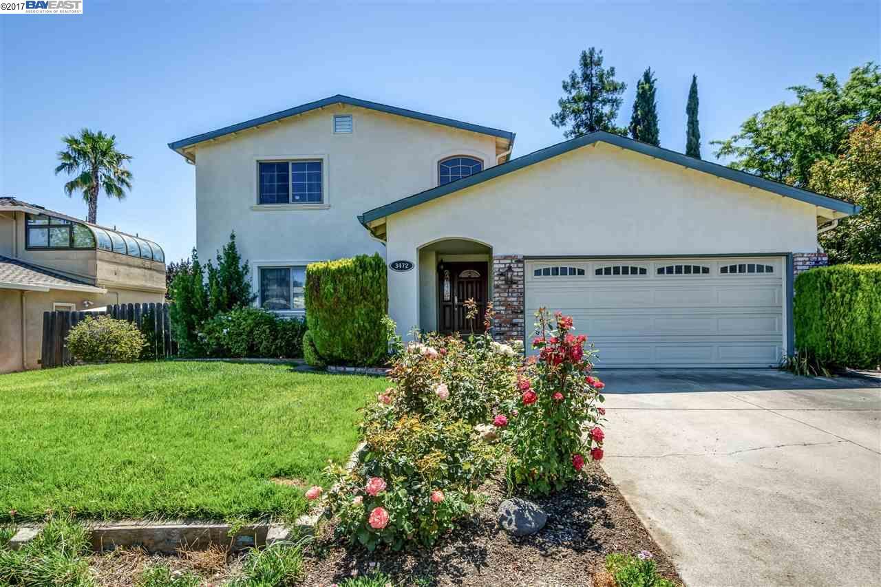 Single Family Home for Sale at 3472 Touriga Drive Pleasanton, California 94566 United States