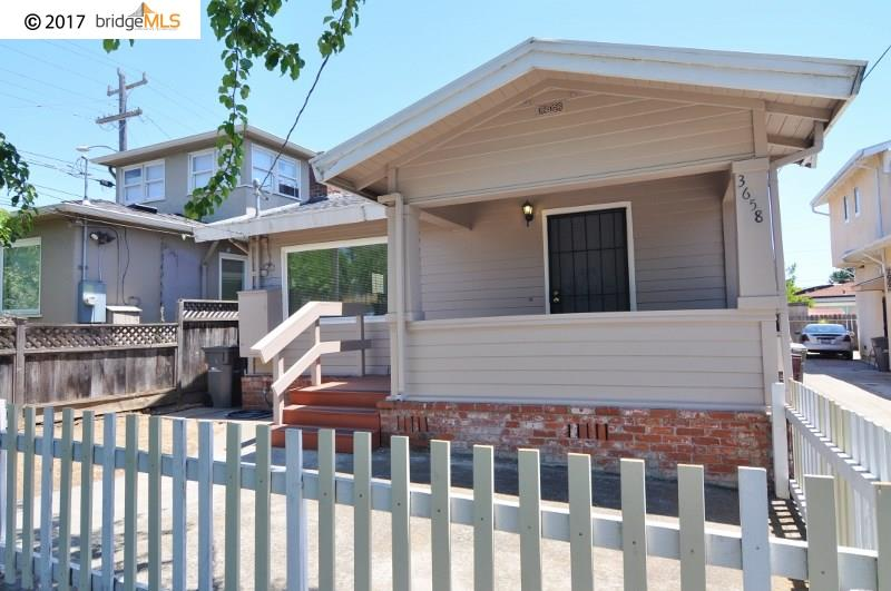 Single Family Home for Rent at 3658 Patterson Avenue Oakland, California 94619 United States