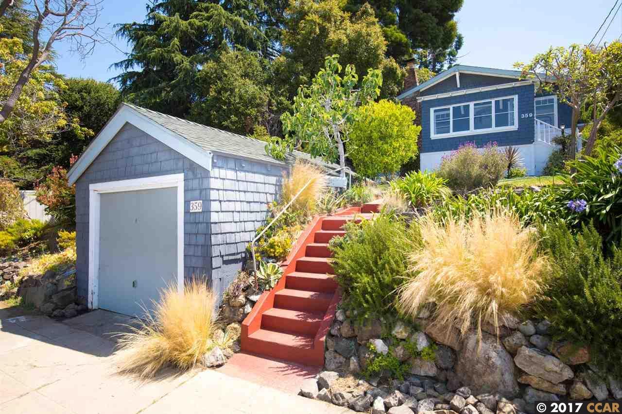 一戸建て のために 売買 アット 359 Colusa Avenue Kensington, カリフォルニア 94707 アメリカ合衆国
