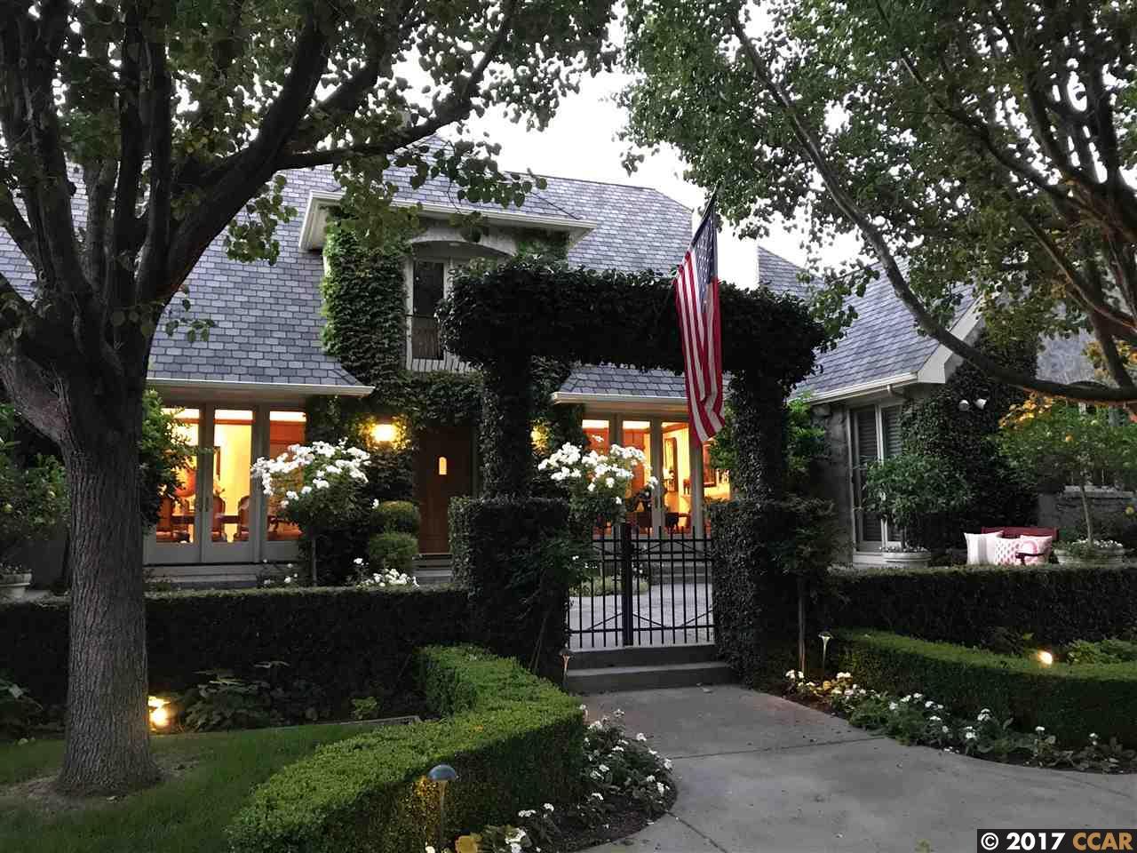 Single Family Home for Sale at 1849 Alameda Diablo Diablo, California 94528 United States