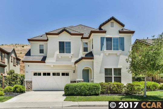 Single Family Home for Sale at 7799 Ridgeline Drive Dublin, California 94568 United States
