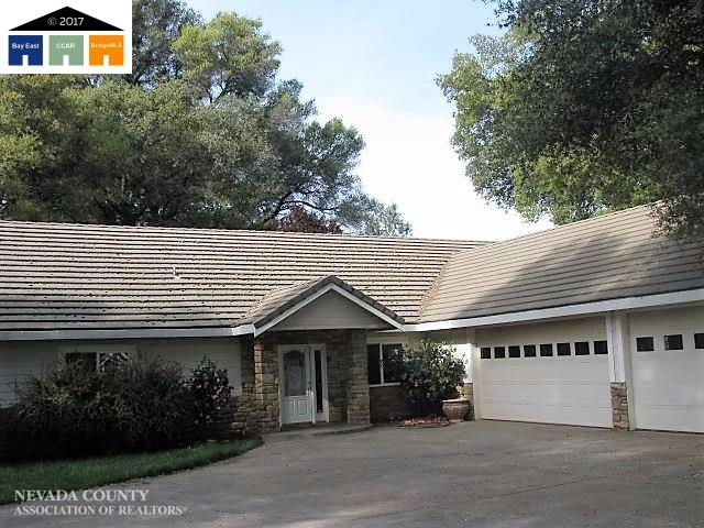 Single Family Home for Sale at 12778 Lime Kiln Grass Valley, California 95949 United States