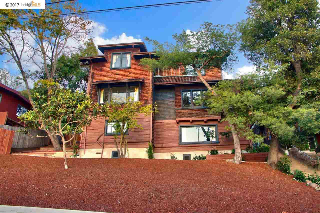66 Panoramic Way, BERKELEY, CA 94704