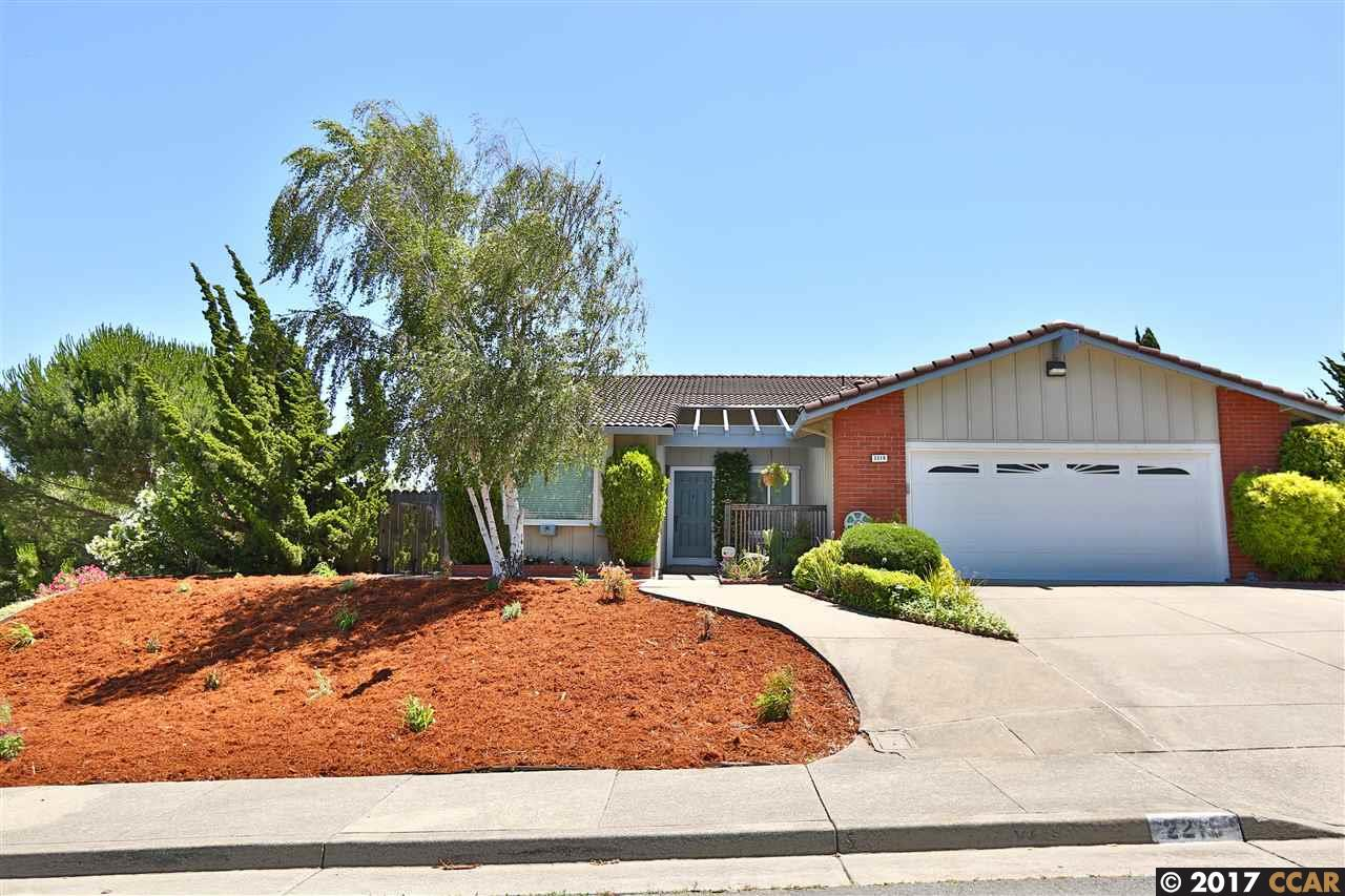 2216 BRISTLECONE DR, RICHMOND, CA 94803