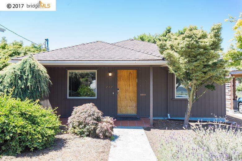 717 Pomona Ave, EL CERRITO, CA 94530