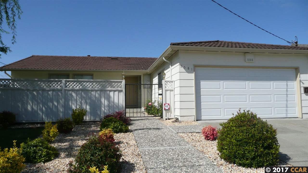 9581, Davona Drive San Ramon Ca 94583