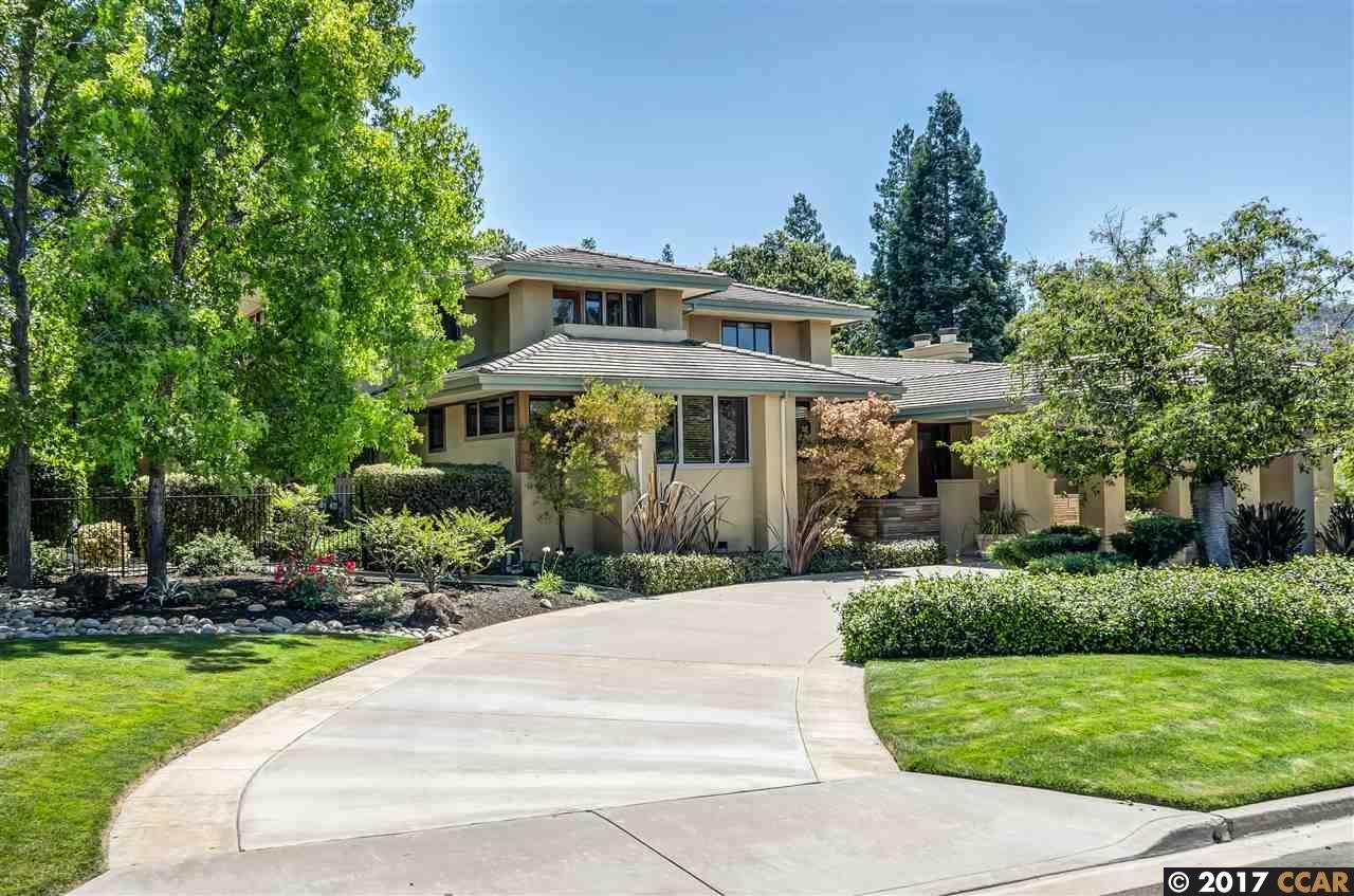 Single Family Home for Sale at 605 Blossom Court Pleasanton, California 94566 United States