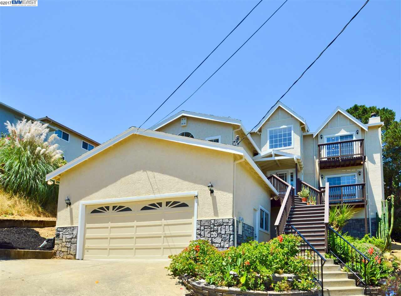 Single Family Home for Sale at 18787 Vineyard Road Castro Valley, California 94546 United States