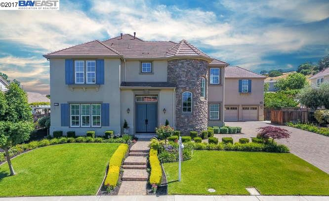Single Family Home for Sale at 1322 Montrose Place Pleasanton, California 94566 United States