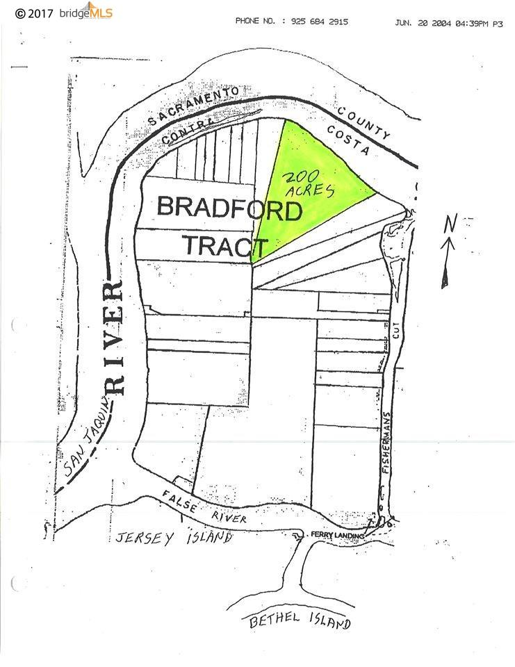 Land for Sale at Bradford Island Oakley, California 94571 United States
